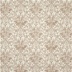 Glamour Inc. Damask Tan