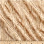 Stretch Crinkle Panne Velvet Gold