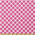 Michael Miller Orchid Grey Beatrice Weave Raspberry