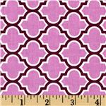 EC-345 Aviary 2 Lodge Lattice Lilac