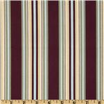 FH-670 Amy Butler Gypsy Caravan Hammock Stripe Wine