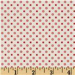 208491 Riley Blake Avignon Dots Red