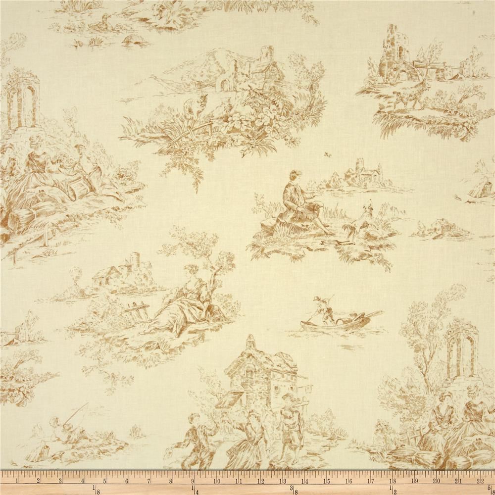 Incense &amp; Peppermints Pastoral Toile Cream