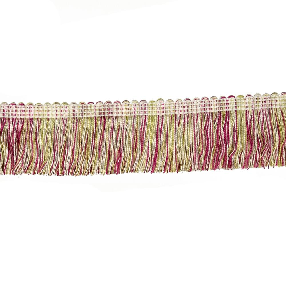 "Claridge 2"" Brush Fringe Fifi Fuchsia"