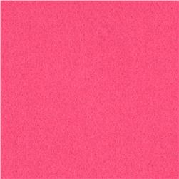 "Rainbow Classic Felt 72"" x By the Yard Craft Felt Candy Pink"