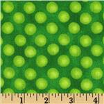 0274743 Fun For Kids Dots Green