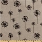 UH-226 Premier Prints Dandelion Black/Denton