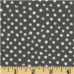 FJ-605 Play Date Confetti Dot Charcoal