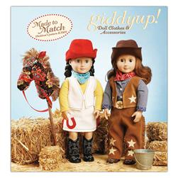 Kwik Sew Giddyup Doll Clothes and Accessories Pattern