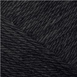 Lion Brand Lion Cotton Yarn (153) Black