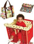 Kwik Sew Shopping Cart Seat Cover &amp; Diaper Bag with Changing Pad Pattern