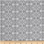0293061 Life Is Beautiful Damask Grey