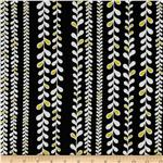 0289448 Taxi Vine Stripe Black