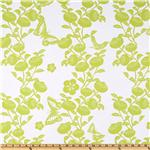 Ty Pennington Home Decor Impressions Papercut Chartreuse