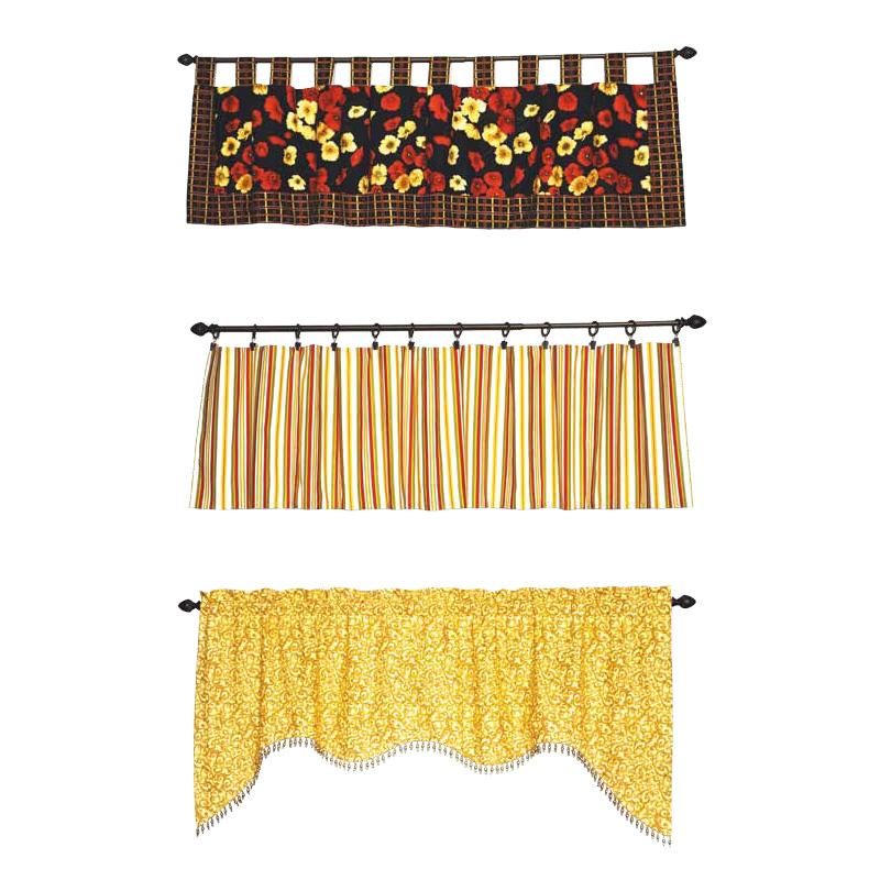 Kwik Sew Victory Valances (3911) Pattern