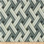 0296169 Modernist Geo Weave Charcoal