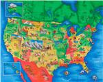 Multi Panel  Map United States