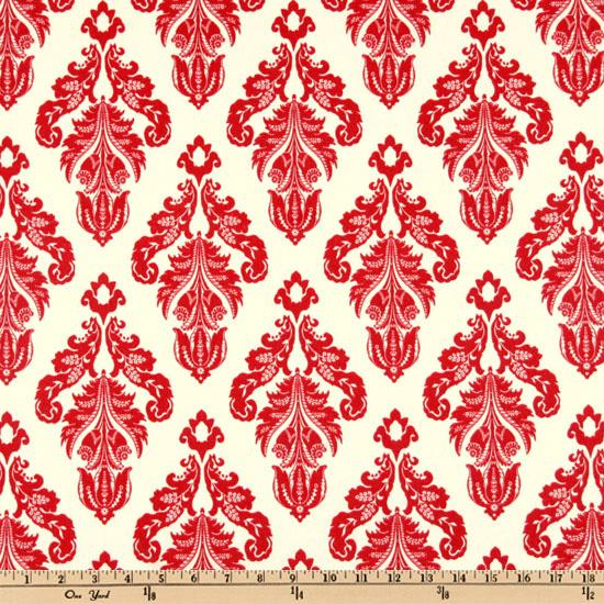 Premier Prints Indoor/Outdoor Avery American Red