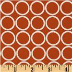DW-306 Metro Living Circles Orange