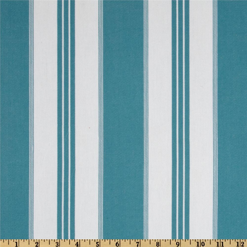 Covington Tradewinds Woven Twill Stripe Marine