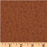 EZ-856 Poky Little Puppy Tonal Brown