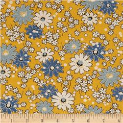 Moda ABC 123 Garden Yellow