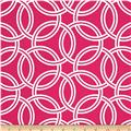 Michael Miller Bekko Home Decor Swirl Orchid