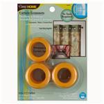 "CGS-017 Curtain Grommets 1""  Yellow"
