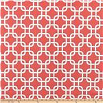 UO-785 Premier Prints Gotcha Coral/White