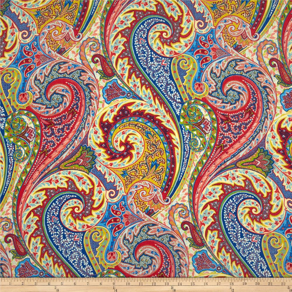 Williamsburg Jaipur Paisley Jewel
