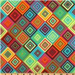 Inspirations Funky Squares Bright