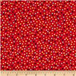 238430 Knock Knock Dots Red