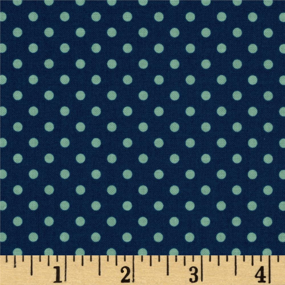 Seaside Dot Blue