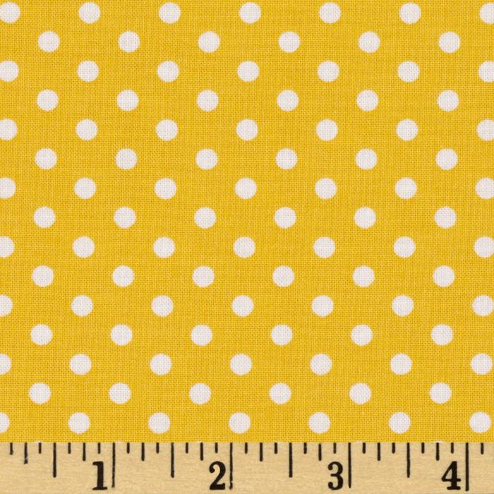 Everything Nice Dots Sunshine