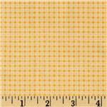 Garden Tales Gingham Yellow