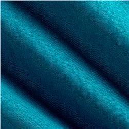Brussels Washer Linen Blend Ocean