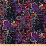 Liberty Of London Tana Lawn Tresco Purple