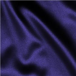 Tahari Stretch Satin Purple