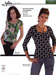 JP-2794 Jalie Sweetheart Top Pattern