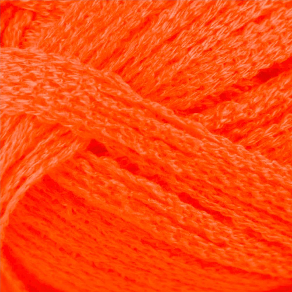 Premier Starbella Neon Yarn 38 Glowing Orange