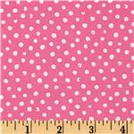 Play Date Confetti Dot Pink