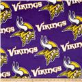 NFL Fleece Minnesota Vikings Purple