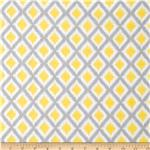 0274235 Gray Matters Diamond Ikat Grey/White