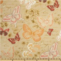 Covington Papillon Sunshine Peach