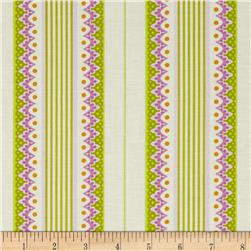Heather Bailey Lottie Da Carousel Stripe Orchid
