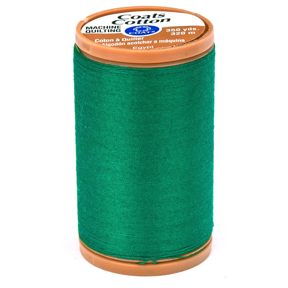 Coats & Clark Machine Quilting Cotton Thread 350 yd. Field Green