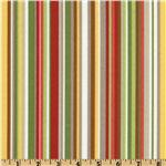 Dwell Studio Indoor/Outdoor Stripescene Spring