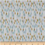 0273051 Valori Wells Novella Rayon Challis Rain Aqua