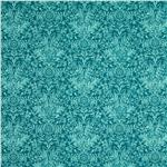 Glamour Inc. Damask Teal