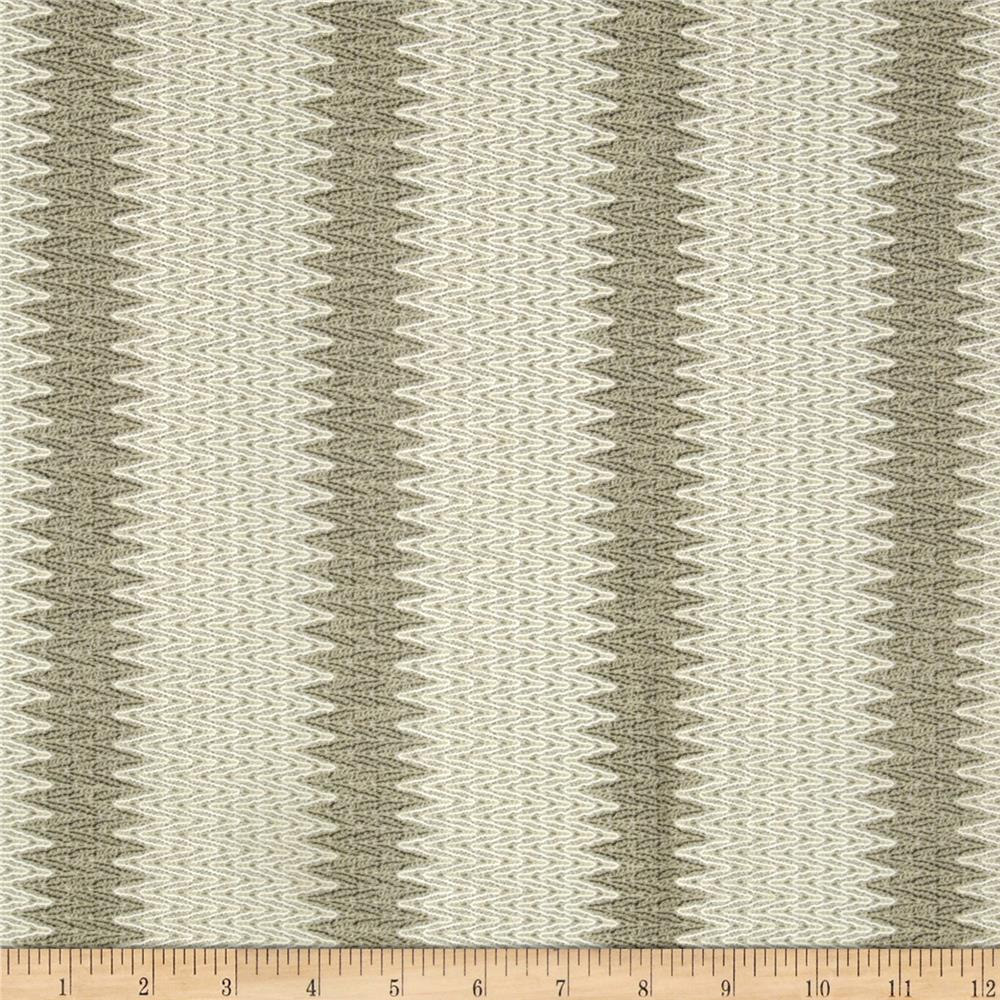 Stretch Stella Knit Chevron Stone